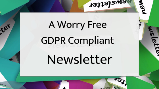 GDPR Compliant Newsletter